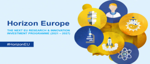 Horizon Europe funding - Update from the NICP Network @ Virtual webinar